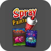 Spray Paint Graffiti Colors Airless Gun For Wood icon