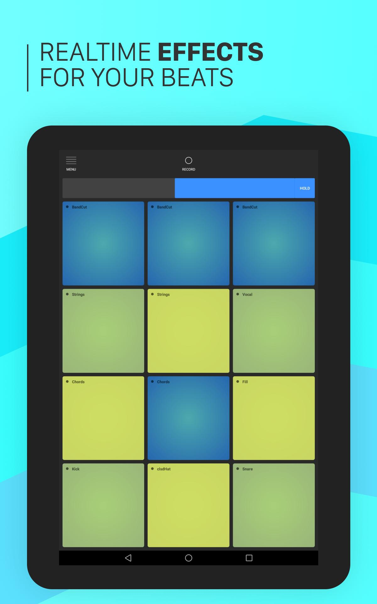 Hip Hop Drum Pads 24 for Android - APK Download