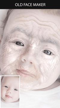 Old Face capture d'écran 2