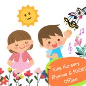 Kids Nursery Rhymes & Poems Offline icon
