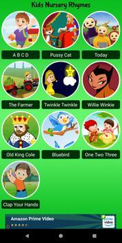 Kids Nursery Rhymes & Poems Offline screenshot 1