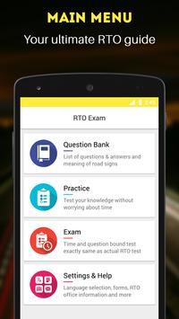 RTO Exam screenshot 1