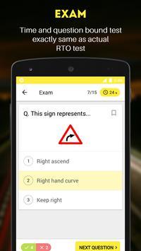 RTO Exam screenshot 5