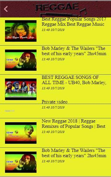 Free Reggae Music for Android - APK Download
