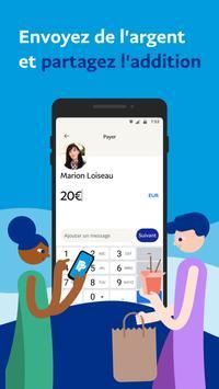 PayPal capture d'écran 1