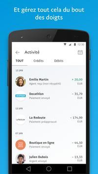 PayPal capture d'écran 4