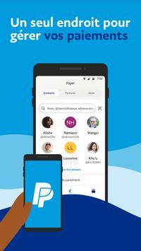 PayPal capture d'écran 6