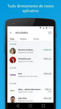 PayPal imagem de tela 4