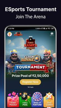 Paytm First Games - Win Paytm Cash screenshot 1