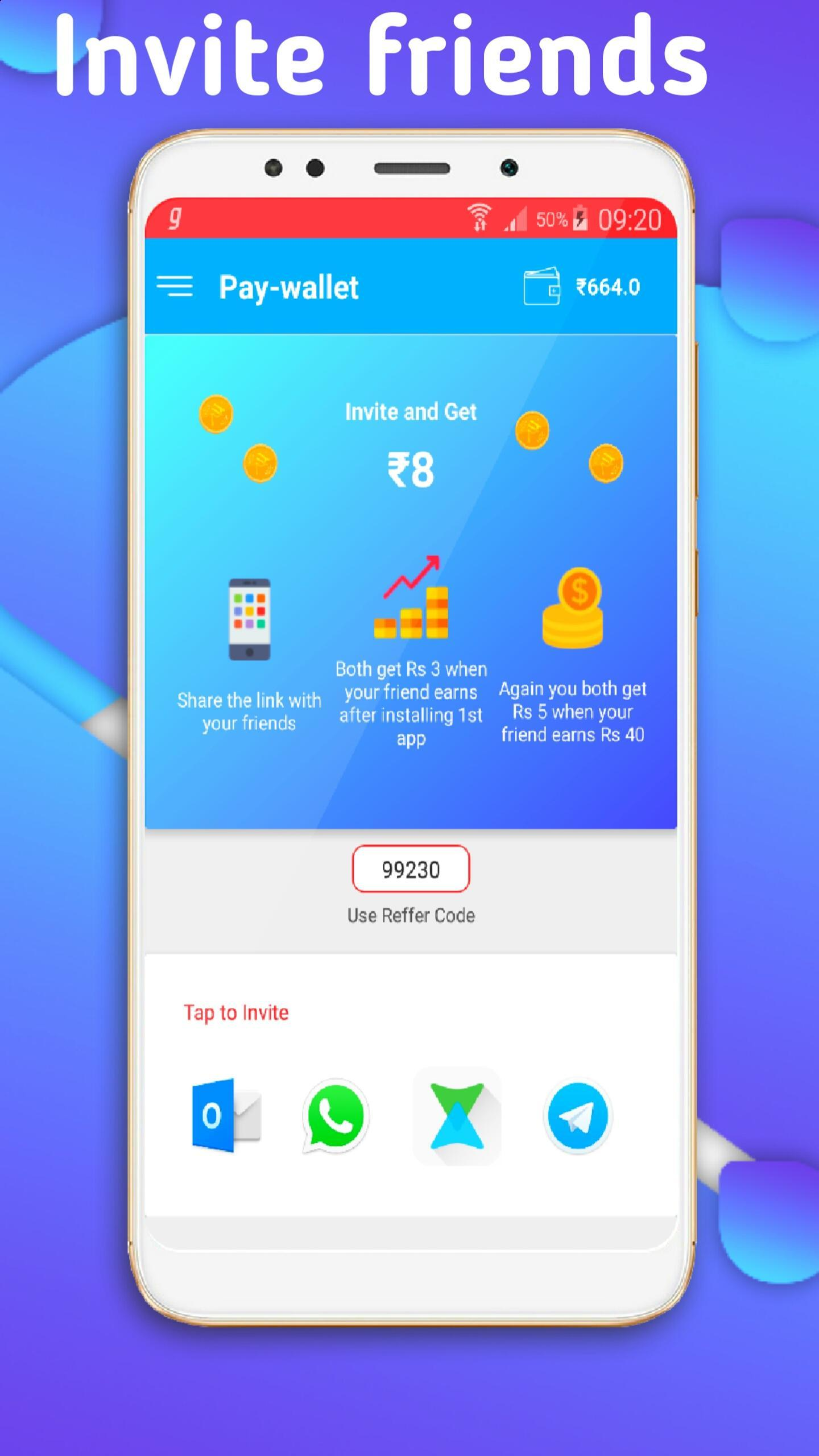 Pay-wallet for Android - APK Download