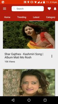 Kashmiri Songs 🎧🌺👫😎 screenshot 2