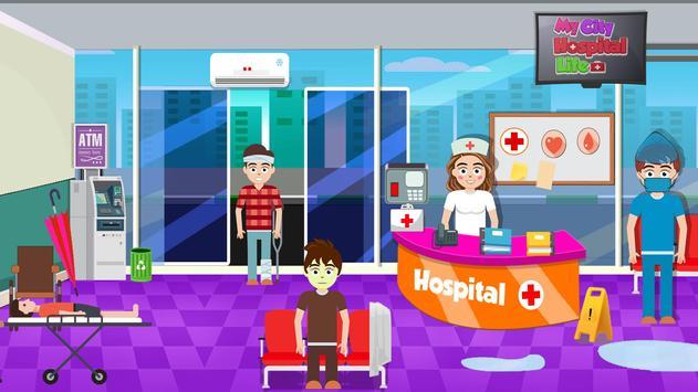 My City Hospital Life screenshot 1
