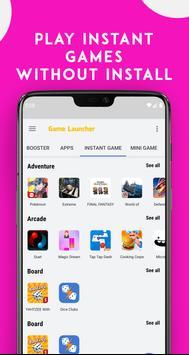 Game Launcher screenshot 1