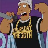 ThursdayThe20thChecker icon