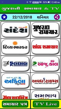 All Gujarati Newspapers poster