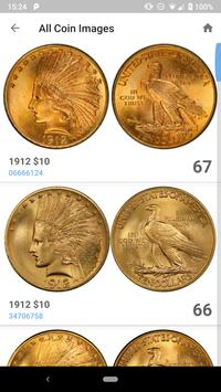 PCGS CoinFacts - Coin Images, Auctions & Prices screenshot 5