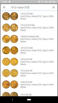 PCGS CoinFacts - Coin Images, Auctions & Prices screenshot 6