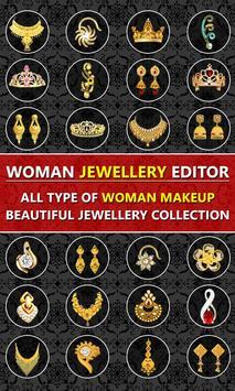 Jewellery Photo Editor for Woman screenshot 4