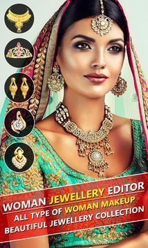 Jewellery Photo Editor for Woman screenshot 2