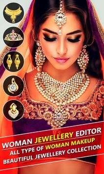 Jewellery Photo Editor for Woman screenshot 3