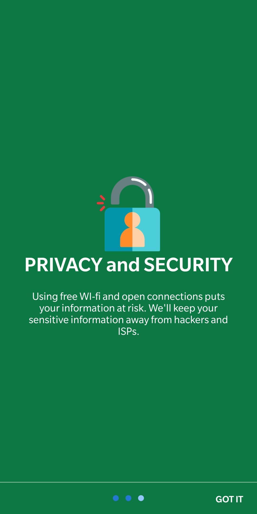 UAE Free VPN-Pro 3