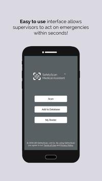 SafetyScan screenshot 2