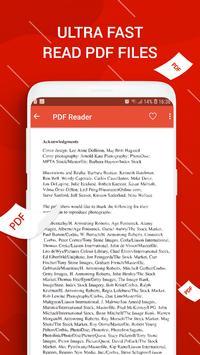 4 Schermata PDF Reader