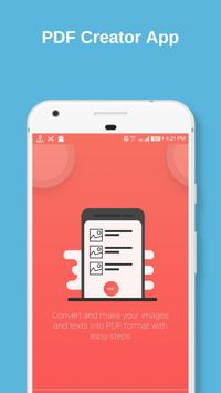 PDF Creator App screenshot 1