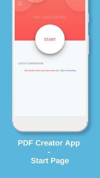 PDF Creator App screenshot 2