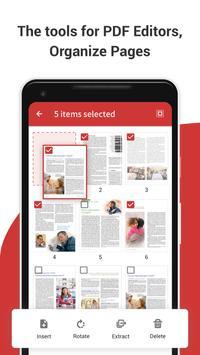 PDF Reader Plus captura de pantalla 4