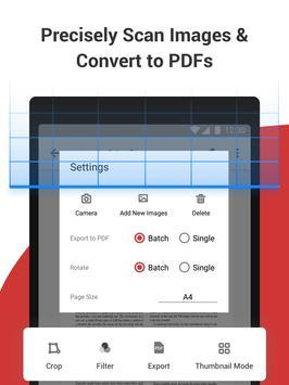 PDF Reader Plus captura de pantalla 14