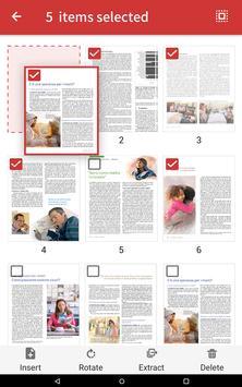 PDF Reader Plus captura de pantalla 19