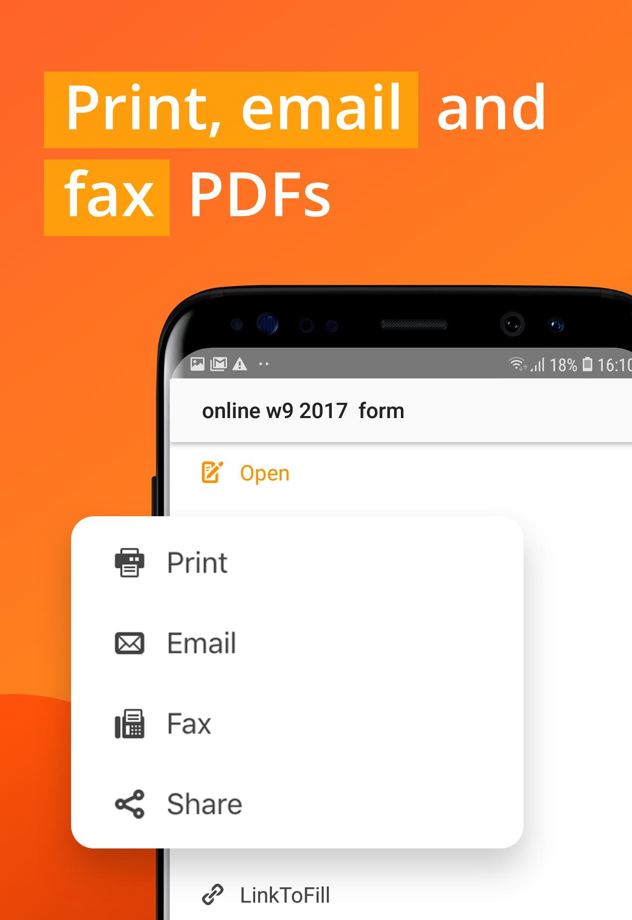PDFfiller for Android - APK Download
