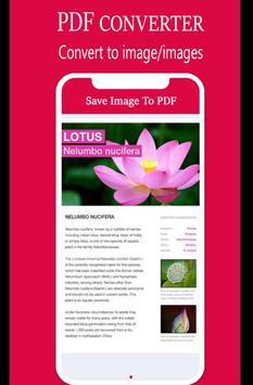 Image To PDF Converter JPG To PDF, PNG To PDF screenshot 2