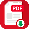 Icona PDF reader for Android: PDF file reader