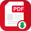 PDF reader for Android: PDF file reader أيقونة