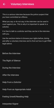 Know My Rights screenshot 1