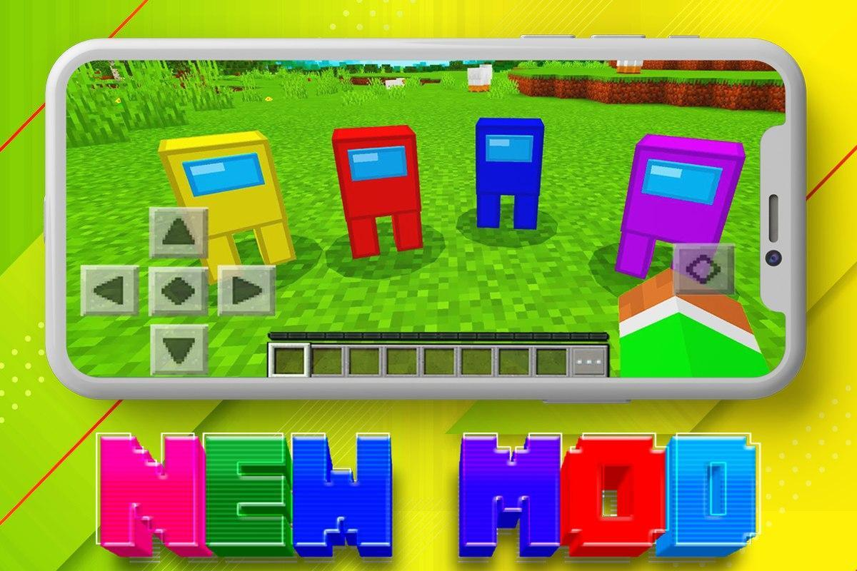 Map Among Us For Minecraft Pe For Android Apk Download