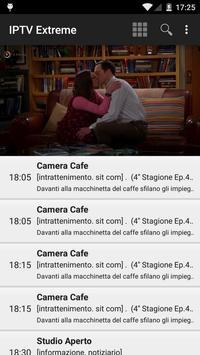 4 Schermata IPTV Extreme