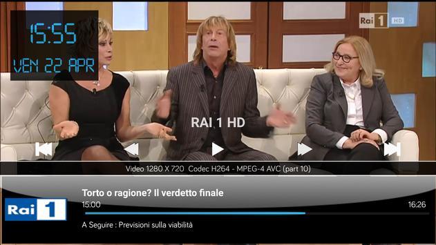 6 Schermata IPTV Extreme