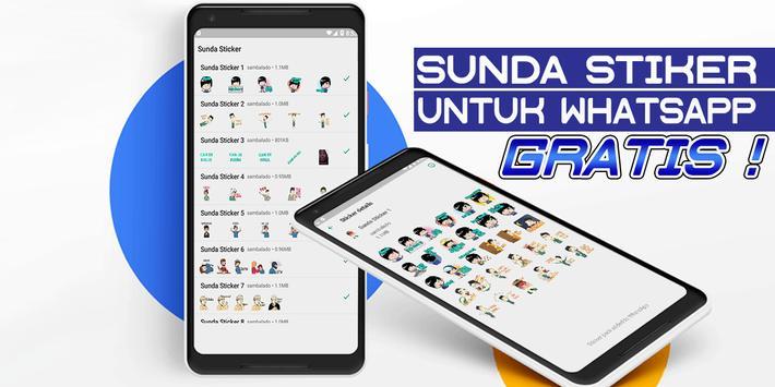 Sunda Sticker Pack poster