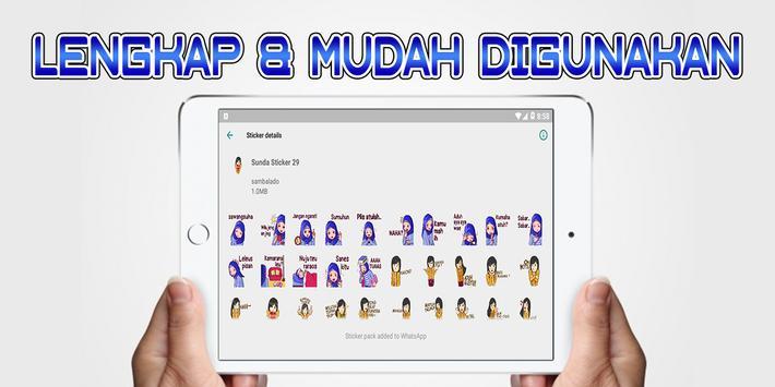 Sunda Sticker Pack screenshot 6