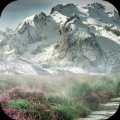 Beautiful Mountain icon