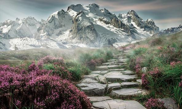 Beautiful Mountain screenshot 2