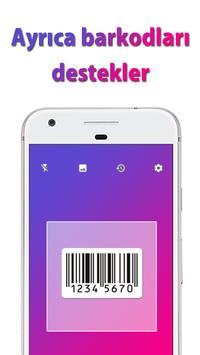 QR kod okuyucu & Barkod tarayıcı Ekran Görüntüsü 3