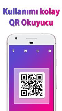 QR kod okuyucu & Barkod tarayıcı gönderen
