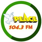 Peace FM 104.3 圖標