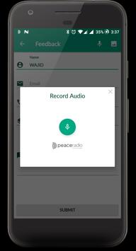 Peace Radio - Malayalam Islamic Radio screenshot 2