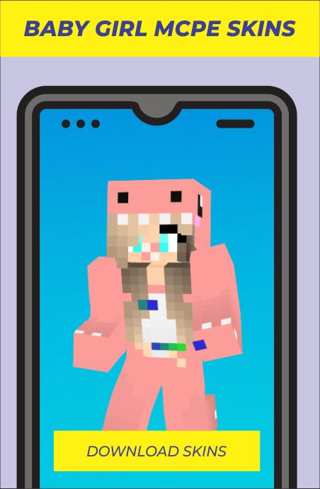 Cute Baby Girl Nova Skins For Android Apk Download