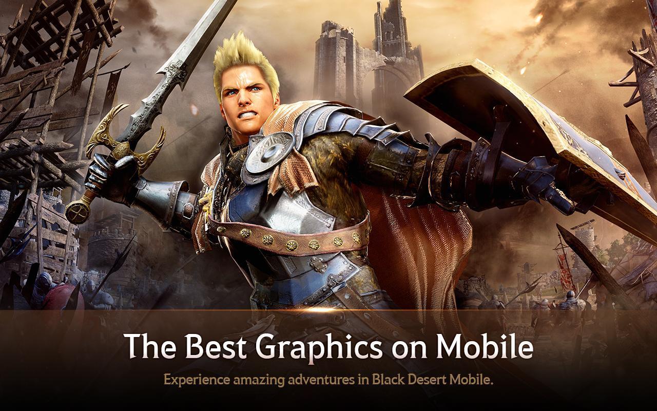 Black Desert Mobile for Android - APK Download